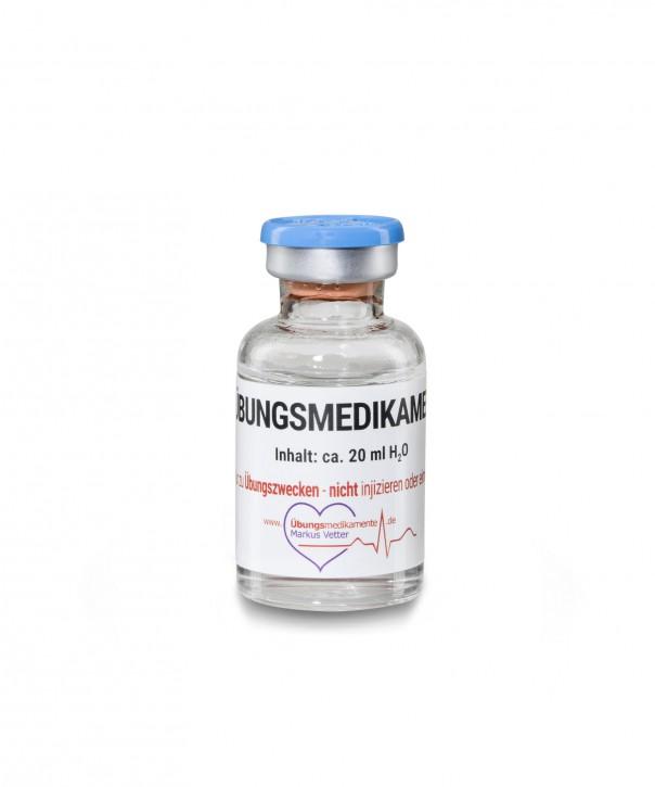 Stechampulle 20 ml H<sub>2</sub>O, Flip-off / 100er